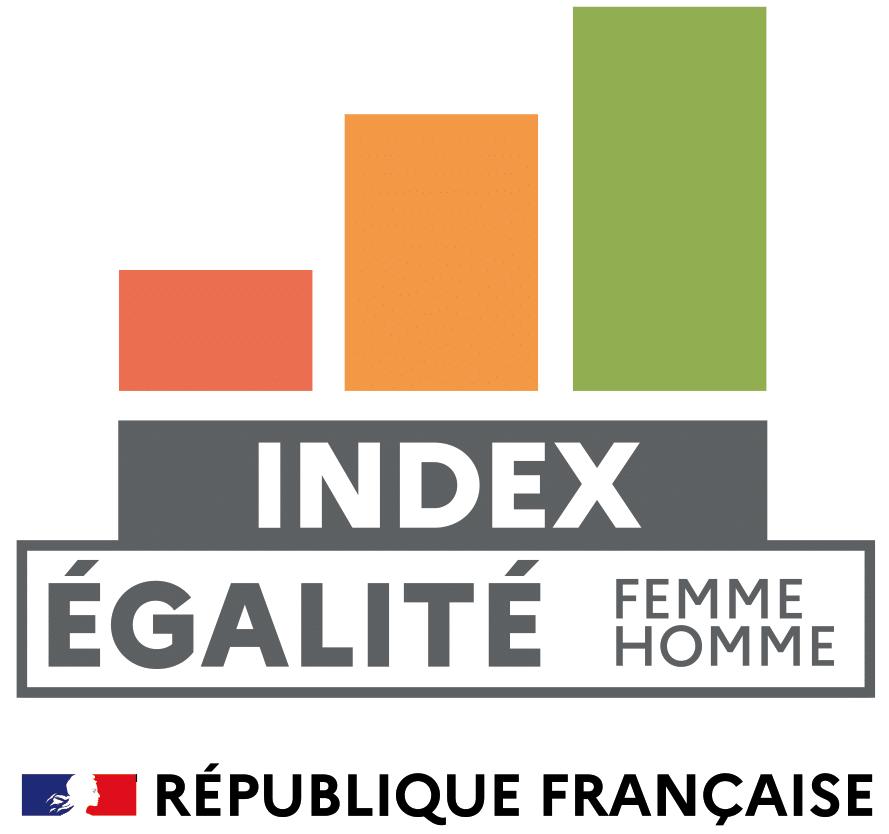 80/100 à l'index égalité Hommes-Femmes