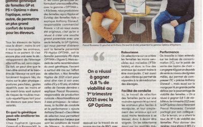 Revue de presse : Anjou agricole